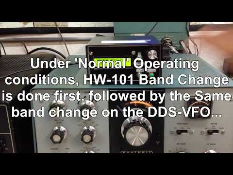 Setup, Cal, & Op Instructions for HW-101 Arduino DDS-VFO