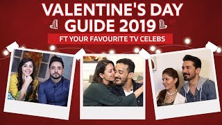 Anita Hassanandani, Rubina Dilaik :This Valentine's Day, watch your TV actors answer 5 simple FAQs