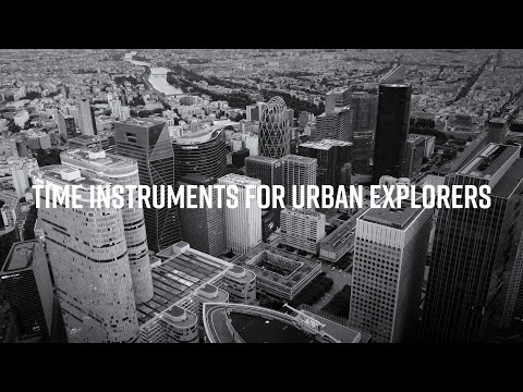 Bell & Ross - Time Instruments for Urban Explorers