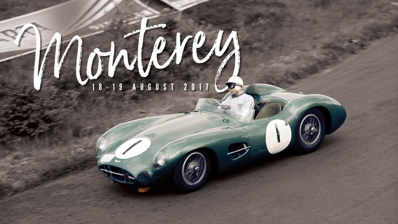 Monterey 2017 All The Exceptional Cars Heading To Rm Sotheby S