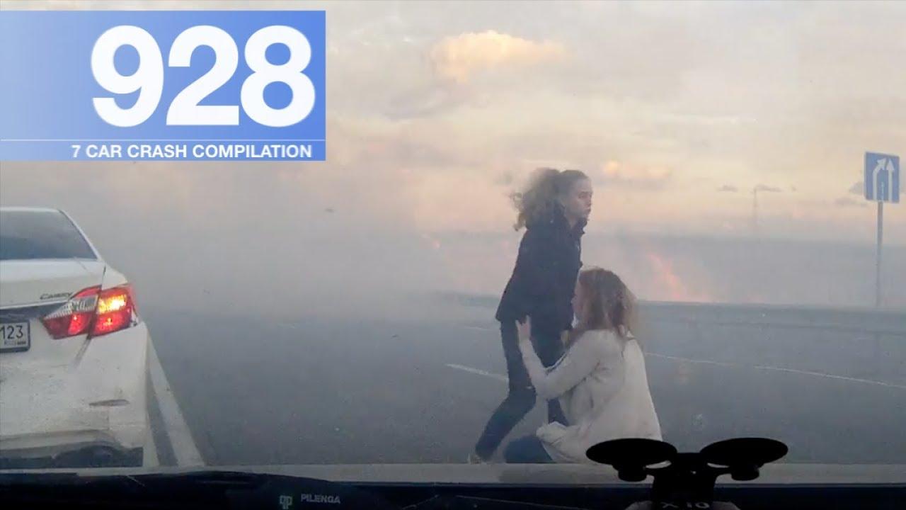 Car Crash Compilation 928 – October 2017