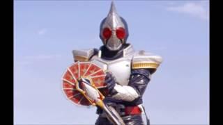 Kamen Rider Blade PS2 OST Blade