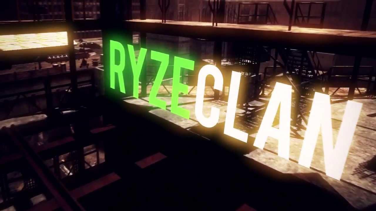 RyZe Clan MW3 SNIP FEED OCE HD