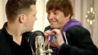 Just Dance - SNL Jimmy Fallon, Michael Buble, Kelly Clarkson, Mobbed, Nutcracker, Glee 3D