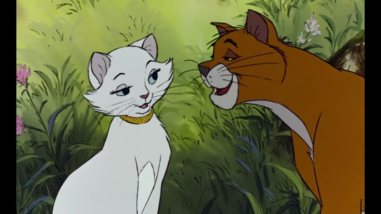 Song Like A Cat Aristocats