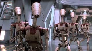 Star Wars Republic Commando - Battle Droids Voice Clips