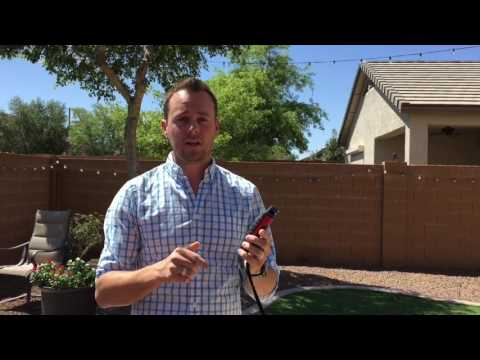 How To Use The Leica Disto To Measure Exterior Walls
