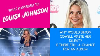 What happened to Louisa Johnson? (X Factor latest dropped act)