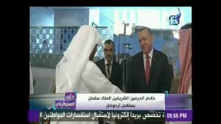 فيديو.. أحمد موسى: العاهل السعودي وجه لطمة قوية لأردوغان