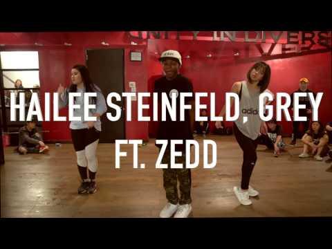 ''STARVING''- Hailee Steinfeld ft. Zedd /...