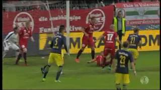 Vorwarts Steyr vs Red Bull Salzburg full match