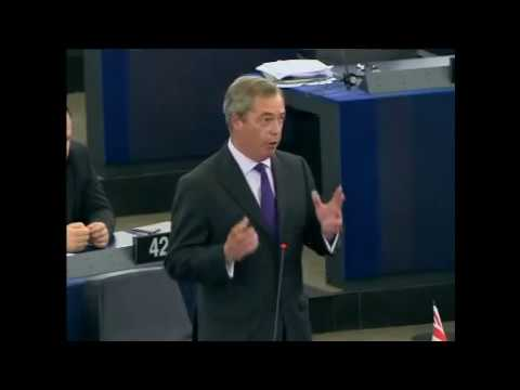 Nigel Farage: Stop opposing Vladmir Putin in Ukraine and join forces to defeat Islamic terrorists