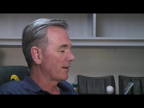Billy Beane On Sonny Gray Trade: 'We're In Last Place, We Need To Do Something'