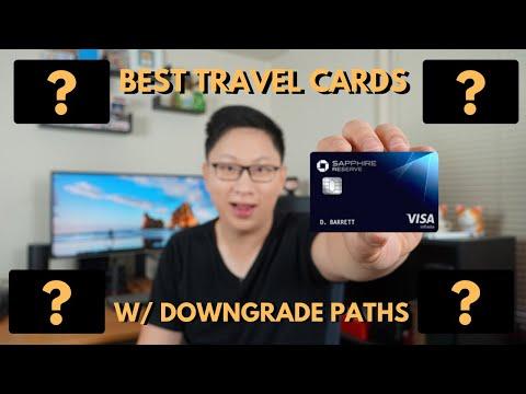 Best Travel Cards ($500+ Bonus) w/ Product Change Options