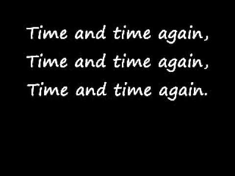 Time and Time Again - Counting Crows (With lyrics)