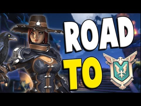 Ranked Cassie: Road To Master #5 | WITH ABSURDGAMER!