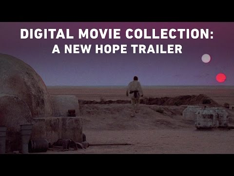 A New Hope - Star Wars: The Digital Movie Collection
