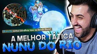 NUNU QUE FICA NO RIO, NÃO FAZ A JUNGLE! *FUNCIONA MUITO!* - RodiL