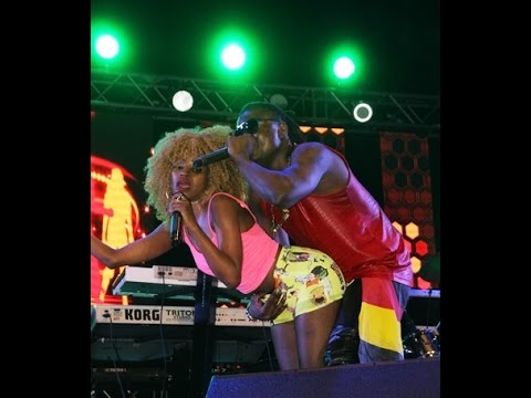 Sheebah & Pallaso do it dirty on stage again thumbnail