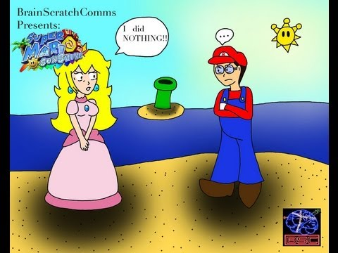 Super Mario Sunshine Part 1 Clean Is Better Than Dirty