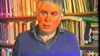Aldo Carotenuto presenta il Centro Studi Psicologia e Letteratura (1993)