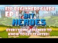 Bit Heroes F2P Guide - Everything You Need To Know To Get Started