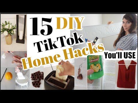 testing-15-viral-tiktok-life-hacks-&-diy-hacks-+-15-home-hacks-that-work!