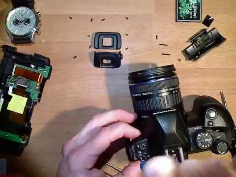 repair olympus e 520 power switch motion lapse film youtube rh youtube com Olympus E500 Comparison Olympus DSLR Cameras