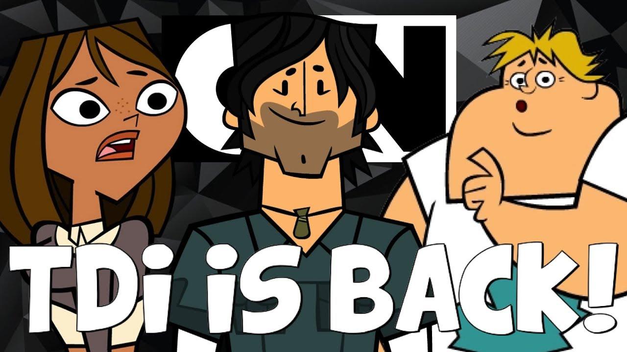 Total Drama New Season 2020 Total Drama Island is Back On Cartoon Network! (Potential New