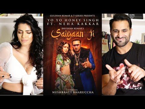saiyaan-ji-►-yo-yo-honey-singh- -neha-kakkar- -nushrratt-bharuccha- -reaction!!