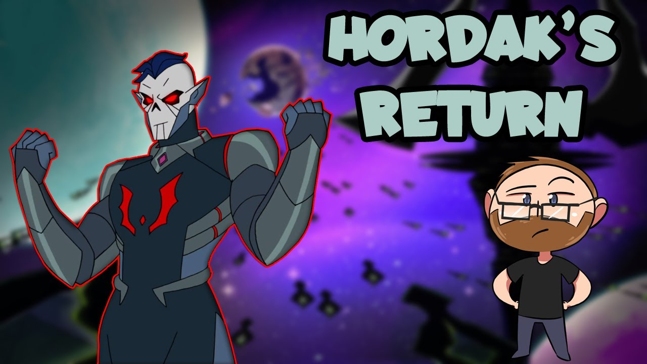 Hordak S Return She Ra And The Princesses Of Power Theory Youtube
