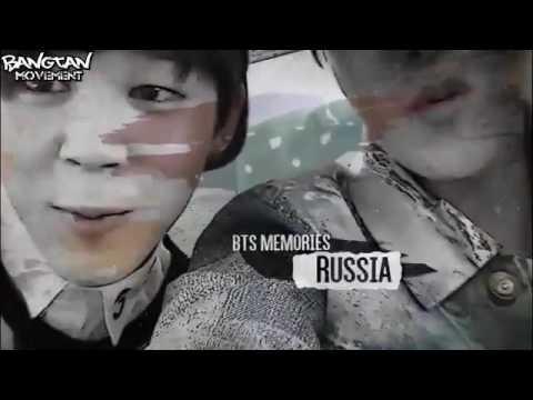 BTS в России (Москва)