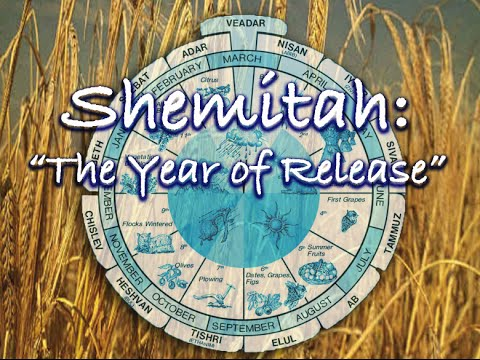 """""""Shemitah"""" 'The Year of Release' @ House of Israel Charlotte NC"""