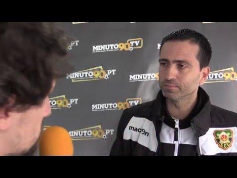 FLASH INTERVIEW TREINADOR RUI OLIVEIRA - ( SC Coimbrões )