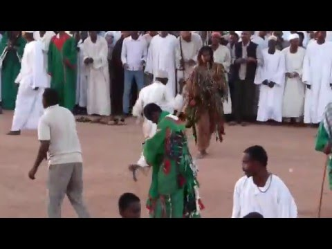 30.11.2015 | Sufi gebedsdienst in Khartoum