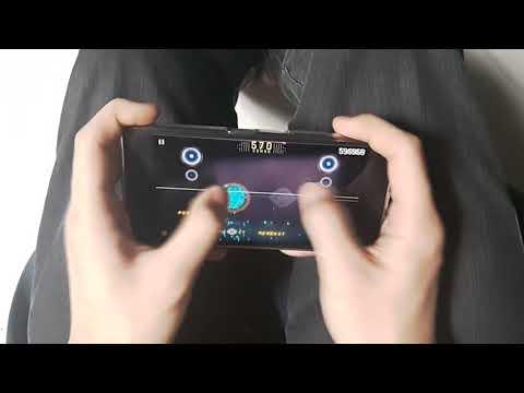 【Cytus II】「CODE NAME : GAMMA」Lv15 CHAOS FULL COMBO 1GOOD (Thumb Play)
