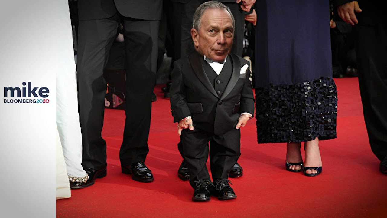 Stand with Mike Bloomberg 2020