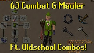 Low Level Gmaul Pking (ft. Oldschool combo/s)