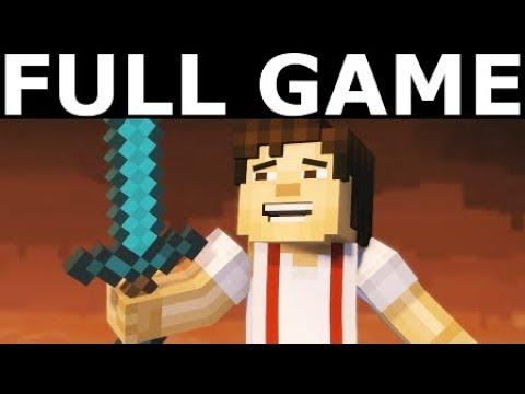 Minecraft: Story Mode Season 2 Episode 3 - Alternative Choices - Full Game Walkthrough & Ending