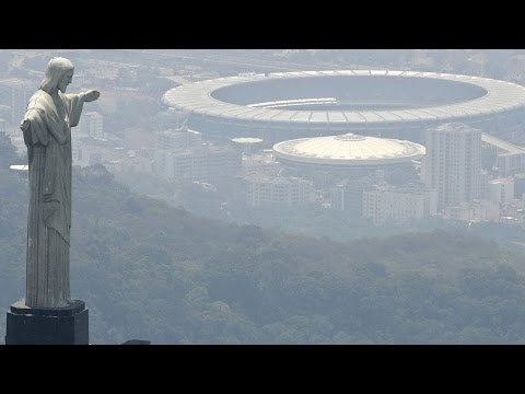 World Cup Final: A Look at Brazil's Maracanã Stadium