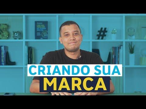 COMO CRIAR UMA MARCA DO ZERO EM 3 PASSOS