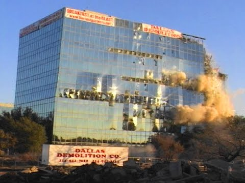 Three North Park East Building - Controlled Demolition, Inc.