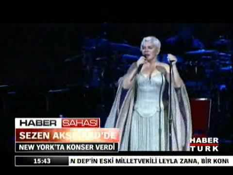 Sezen Aksu Carnegie Hall, New York Konseri - 6 Nisan 2010
