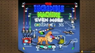 The Incredible Machine - Even More Contraptions gameplay (PC Game, 2001)