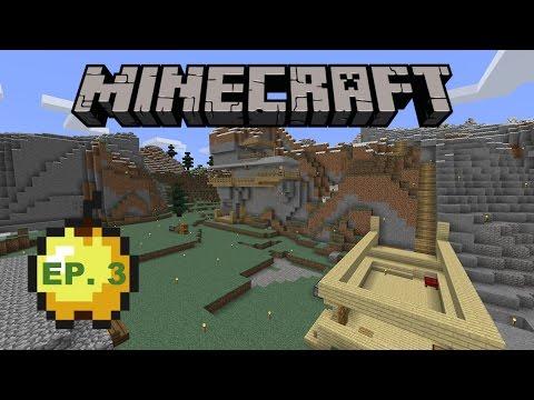 【Party Gamers】【Minecraft】 四個小生玩生存 #3 苦力超