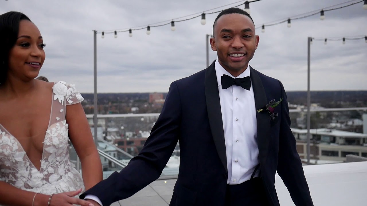 Science Museum of Virginia and Quirk Hotel Wedding Video by eMotion Pictures Wedding Films