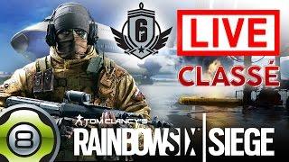 [FR] Live - En route vers le Diamant - Match classé - Rainbow Six Siege (16.07 dès 19:00)