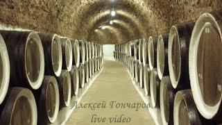 Экскурсия на завод вин Солнечная Долина, винные погреба и мыс Меганом, слайд шоу