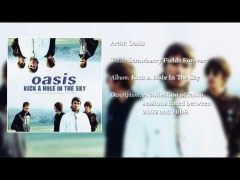Oasis - Strawberry Fields Forever (Acoustic Session)