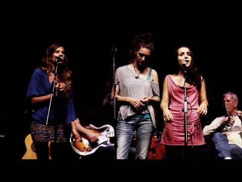 Moody's Mood for love SANT ANDREU JAZZ BAND MAGALI DATZIRA EVA FERNANDEZ ANDREA MOTIS & DICK OATTS